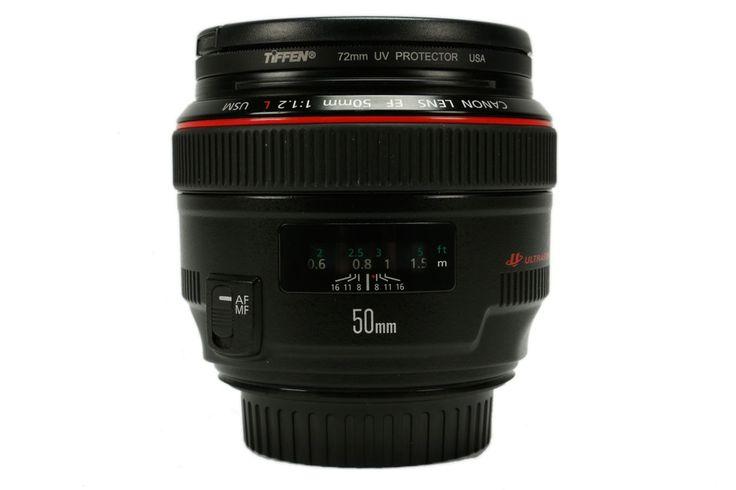 Canon EF 50mm F1.2L USM