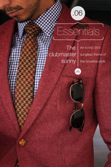 MAINclubmaster-essential