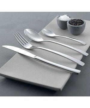 Another great find on #zulily! 44-Piece Aurora Cutlery Box Set by Amefa #zulilyfinds