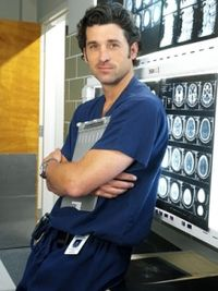 Dr. McSteamy. Hello gorgeous patrick:))
