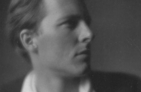 Rupert Brooke, the 'handsomest young man in England', according to WB Yeats.