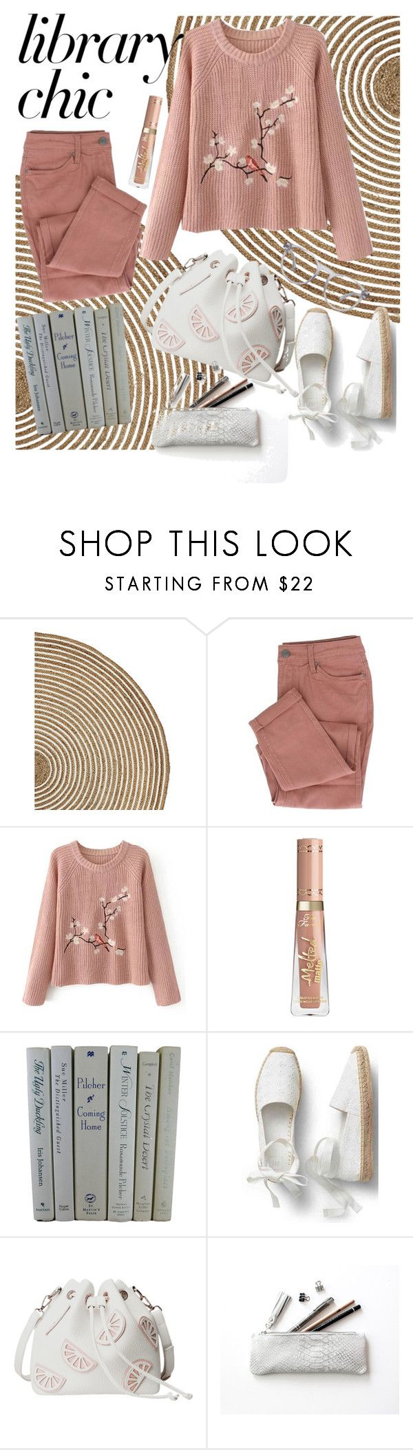 """""""Untitled #245"""" by anita-nurul-fauziah-sunarya ❤ liked on Polyvore featuring Serena & Lily and HOOK LDN"""