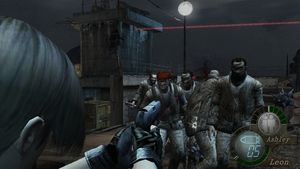 The Five Scariest Games of All Time: 2. Resident Evil 4