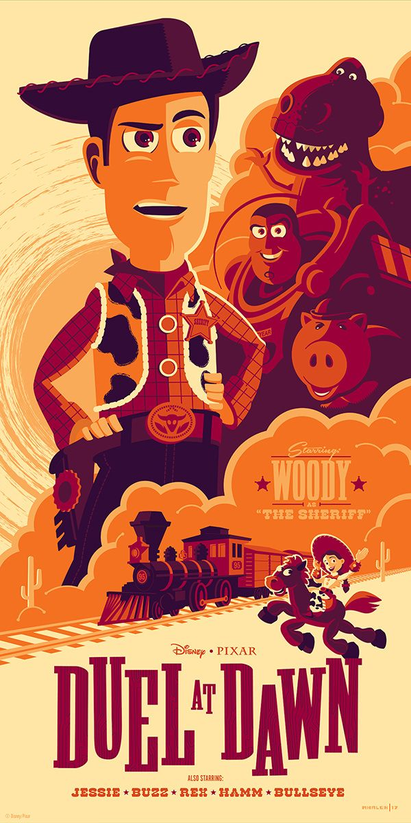 New Posters from JC Richard and Tom Whalen from Cyclops Print Works (Onsale Info)
