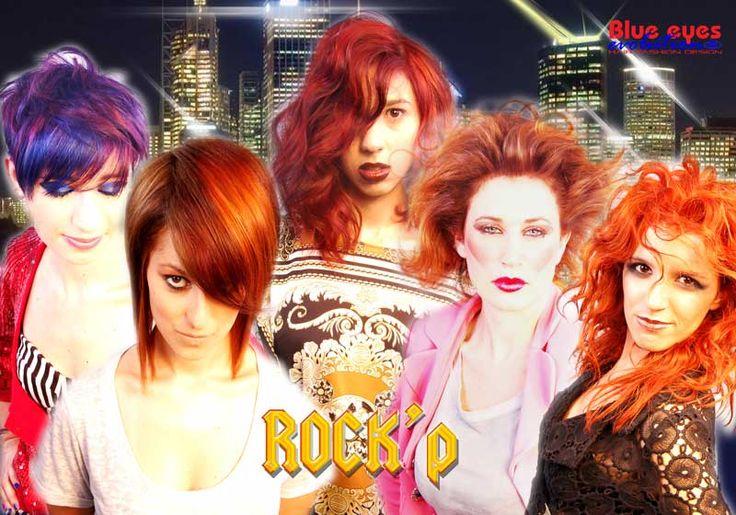 Collezione Rock'p creata dal team Blue eyes evolution www.blueeyesevolution.com