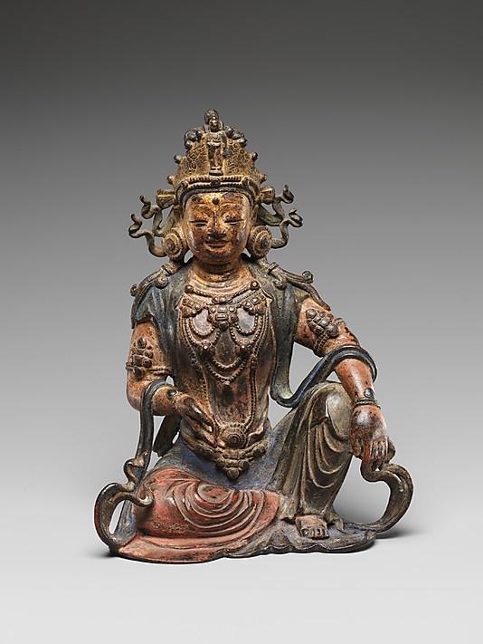 Bodhisattva Avalokiteshvara Late Ming (1368-1644) From China