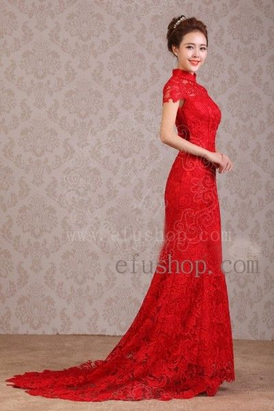 43 best Qipao images on Pinterest | Chinese wedding dresses, Chinese ...