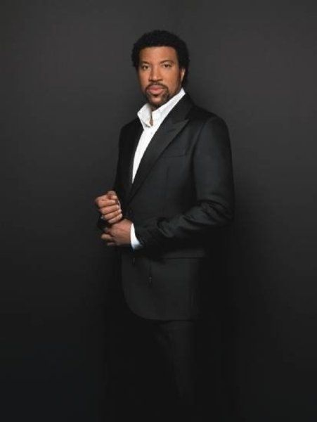 Lionel Richie- remember him from The Commodores?