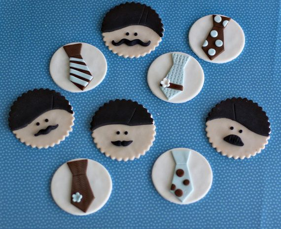 Cupcake Decorating Ideas For Guys : 1000+ images about Cupcakes - Masculine on Pinterest