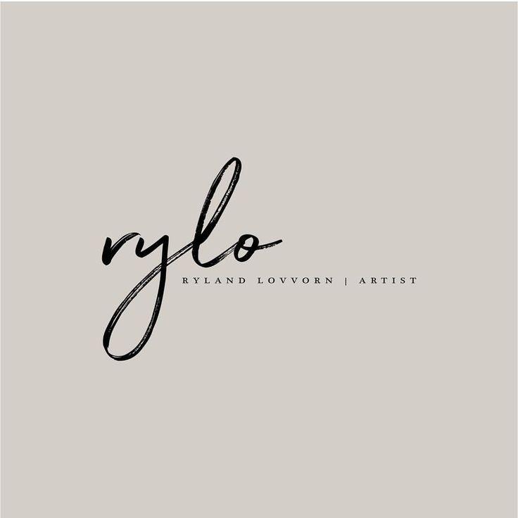 I loved doing a little brand refresh for @rylo.creative! (@designedbyeden) on Instagram