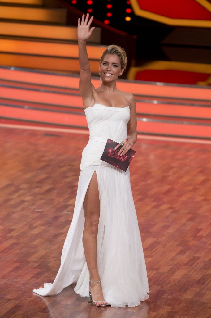 Sylvie at Let´s Dance