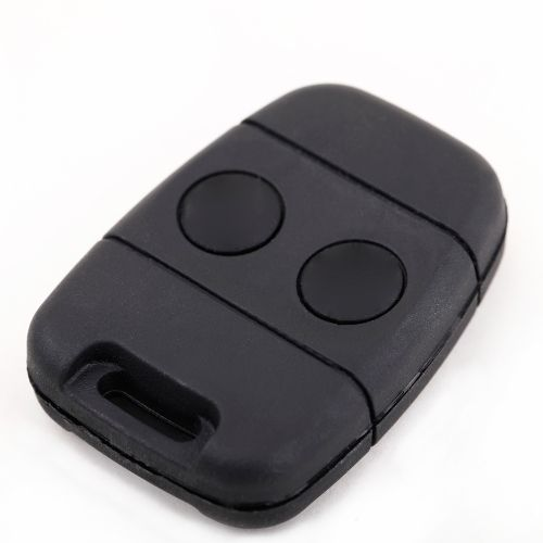2 Button Replacement Keyless Entry Remote Key Shell Case Button Pad for Rover MG Land Rover Freelander ZS ZR 200 400 25 45