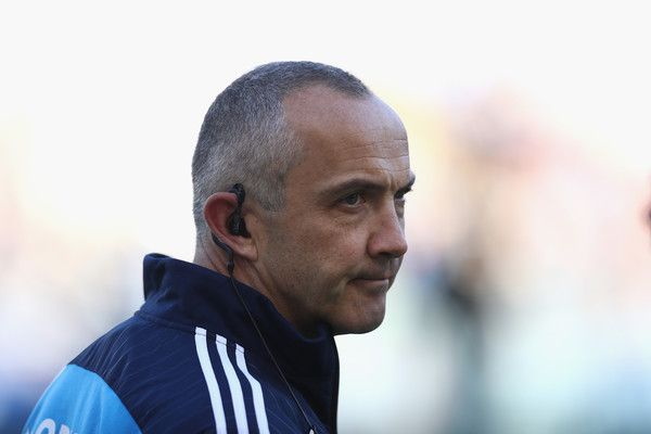 Conor O'Shea Photos Photos - Italy coach Conor O'Shea before the international rugby match between New Zealand and Italy at Stadio Olimpico on November 12, 2016 in Rome, Italy. - Italy v New Zealand - International Match