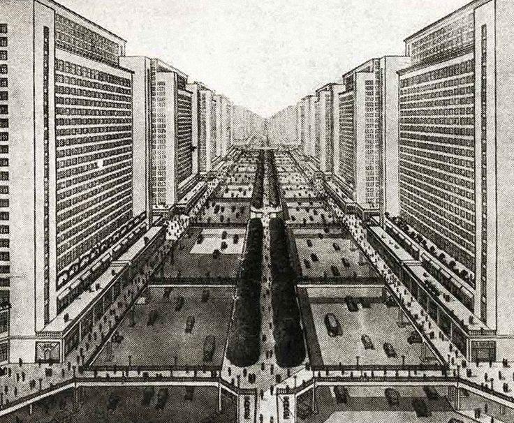 _Le_Corbusier_La_Ville_Radieuse_1930
