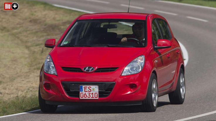KLEINER FÜR KÜHLE RECHNER? Gebrauchter Hyundai i20 zum Vespa-Preis Der Gebrauchtwagen-Check