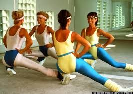 Image result for 1980s aerobics