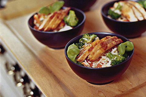 ricetta e storia del pollo teriyaki