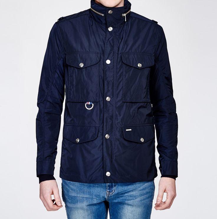 Miura #Navy #Jacket #Menswear. www.snoot.se