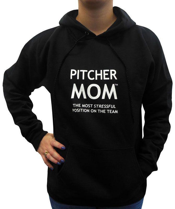 Funny Softball Sweatshirt