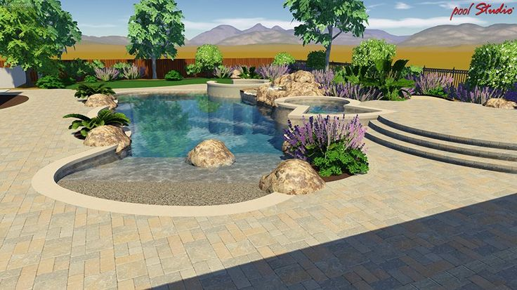 10 best swimming pool designs tucson images on pinterest for Quality pool design