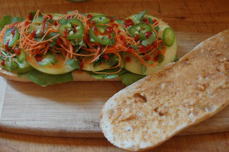 Bánh Mì Chay recipe with an unsuspecting filling. Take a peek!