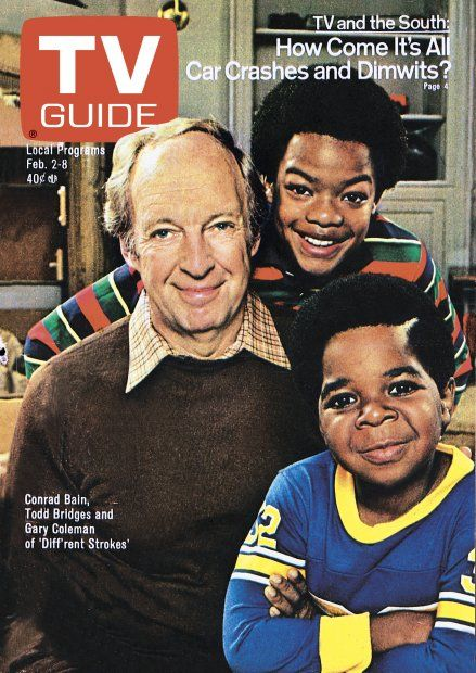 DIFF'RENT STROKES - 1980 - TV GUIDE