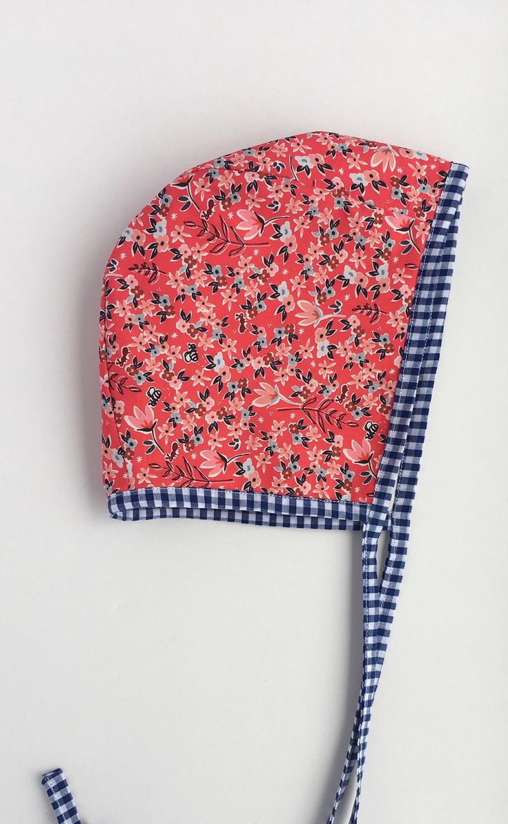 A personal favorite from my Etsy shop https://www.etsy.com/ca/listing/545798963/baby-bonnet-summer-bonnet-floral-baby