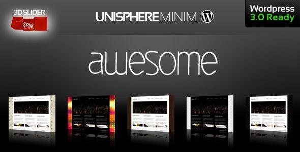 Unisphere Minim