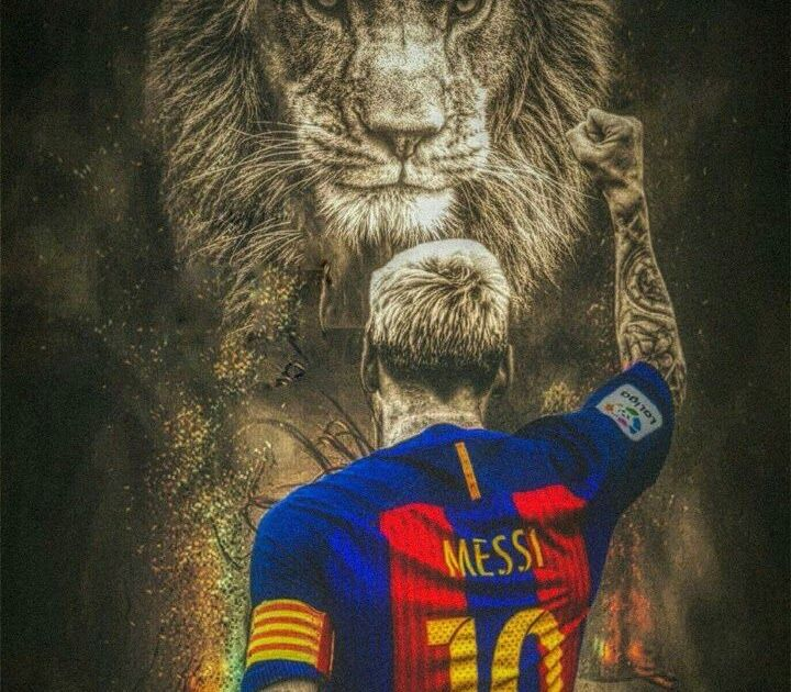 Lion Wallpaper Messi Wallpaper 2020