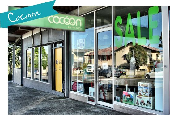 cocoon shop, Paddington, Brisbane