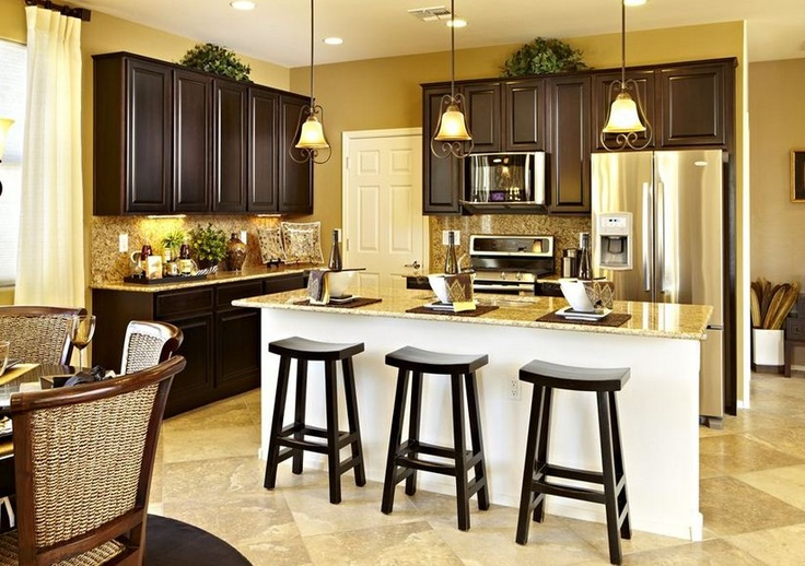 Countertop And Table Seating For When Those Extra Guests Stop By Available
