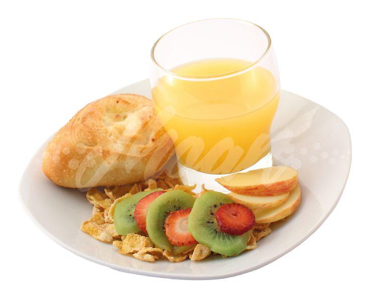 Fotografía de producto. Fotografía de menú saludable para desayuno.
