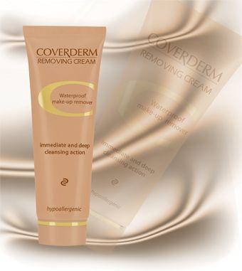 Coverderm Removing Cream 75ml