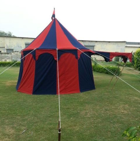 Medieval Pavilions by www.indiantents.com