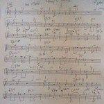 Kenny Burrel - Transcription - Rhythm Changes