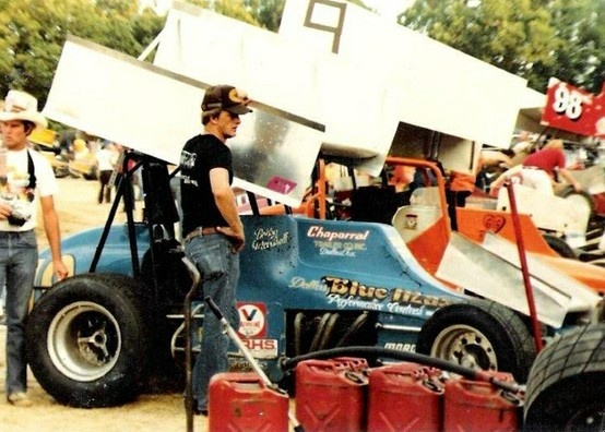 bobby marshall texas sprint car driver from the 80 s race cars pinterest cars. Black Bedroom Furniture Sets. Home Design Ideas