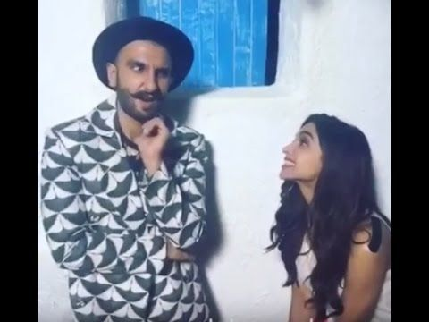 Cutest BFF – Dubsmash Video of Ranveer & Deepika's