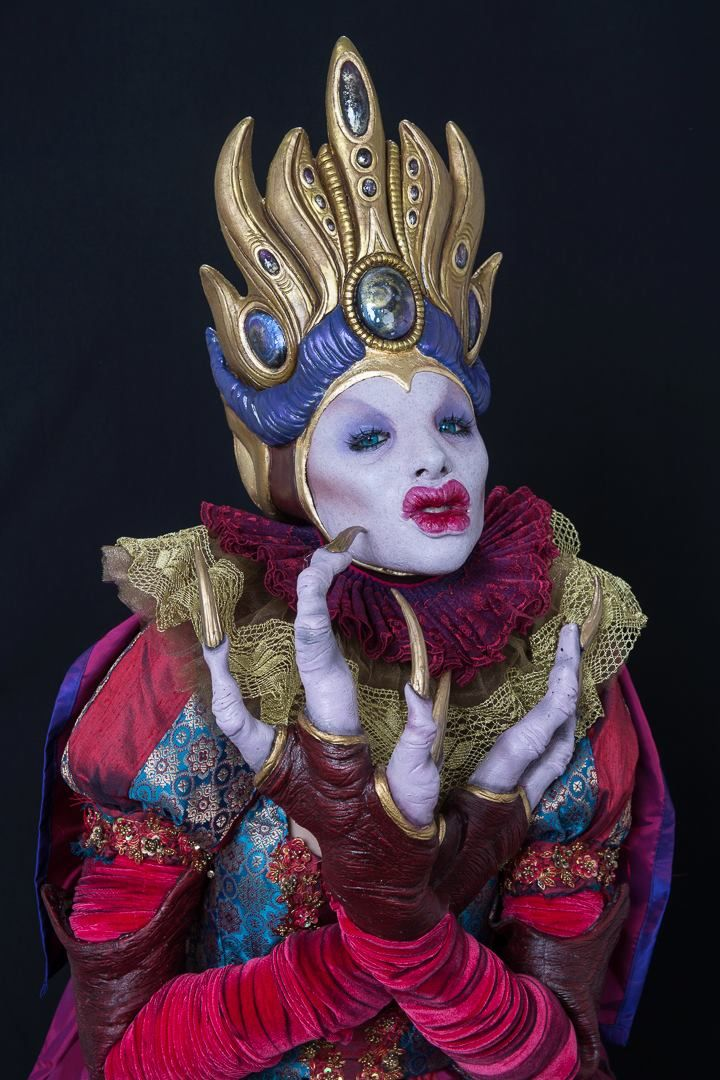 Imats 2014 Los Angeles Special effects makeup artist