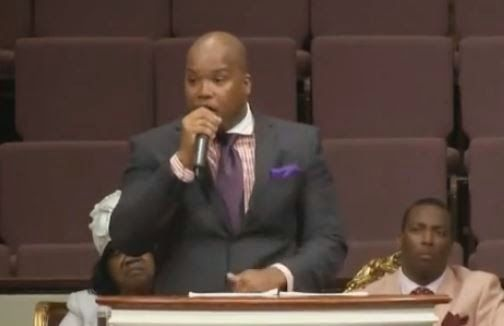 Minister Patrick Murray of Full Gospel Holy Temple Preached the Truth About Today's Church Being Unholy ~ Sanctified Church Revolution