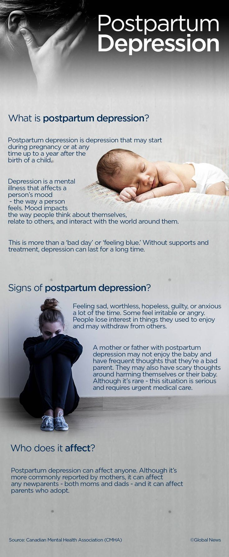 postnatal depression dissertation Barriers to care for women with postpartum depression: an integrative review of the qualitative literature by  postnatal visits,.