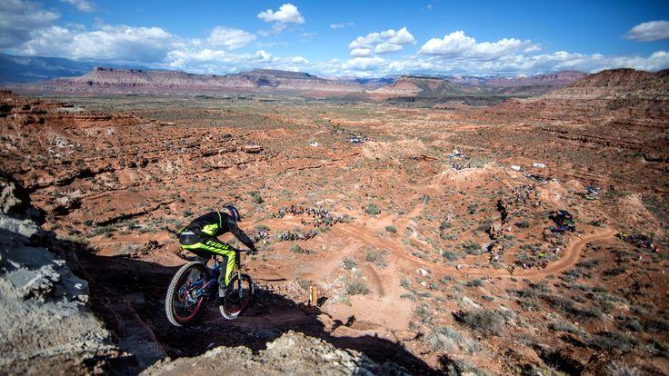Inside the Most Dangerous Bike Comp on Earth   Outside Online