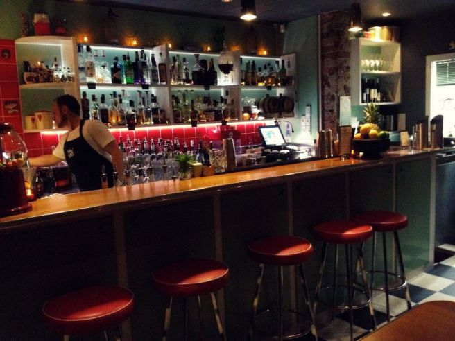Hinky Dinks - Sydney - small bar review