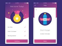 Sport Goals by Monter - Dribbble