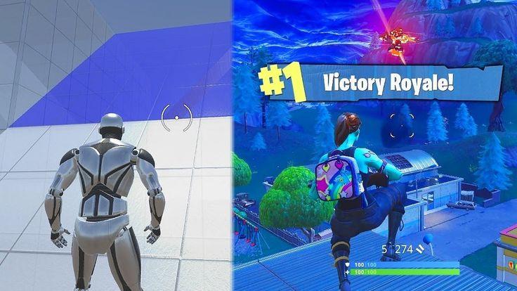 1v1 Lol The Game Lol Fortnite Third Person Shooter