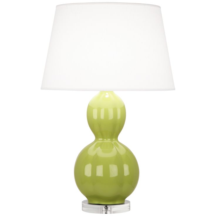 Randolph Parrot Green Table Lamp - Style # 6R346