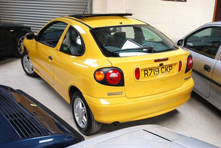 We found this renault megane 2.0 phase 1 coupe 78,000 mls -  5 / 11 turbo alternative on eBay.
