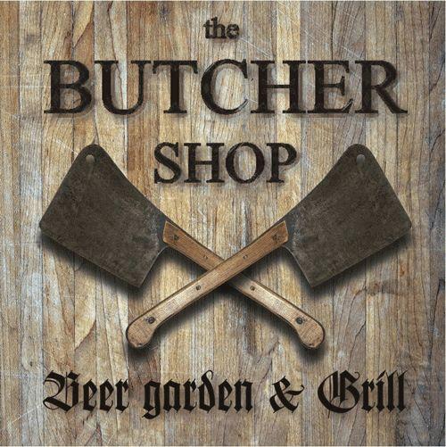 The Butcher Shop - Beer Garden & Grill - Wynwood, Miami