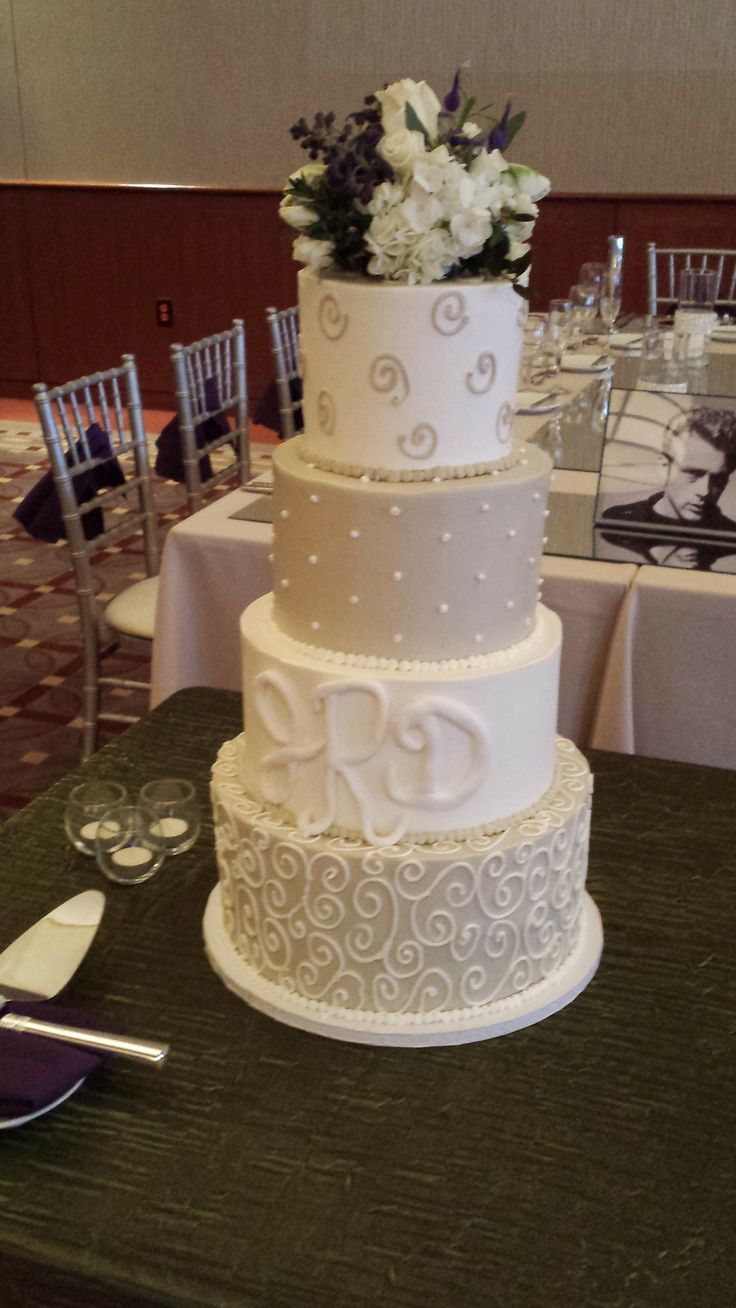 23 best Wedding Cakes images on Pinterest Piece of cakes Columbus