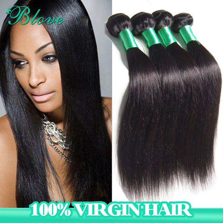Дешевые малайзии девы волос 100 дешевые человеческие волосы соткать расслоение естественный черные волосы прямые девственница Maylasian человеческих волос