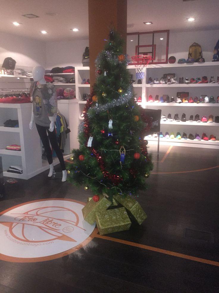 La Navidad ha llegado a Tiro Libre Scq!!